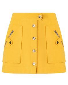 Skirts For Women – My WordPress Website Cute Skirts, Mini Skirts, Short Skirts, Yellow Mini Skirt, Yellow Skirts, Jupe Short, African Men Fashion, Skirt Pants, Skirt Outfits