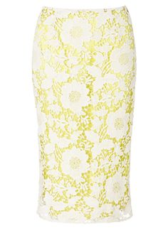 Ainara lace skirt by: By Malene Birger
