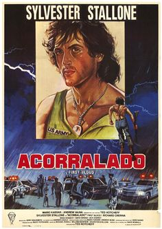 1982 - Acorralado - First Blood - tt0083944