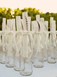 Ideas para decorar una boda al aire libre | Preparar tu boda es facilisimo.com