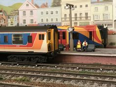 If Inglenook South was Inglenook West... Guest traction 2304 and 450127 visit.