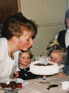 Äiti 30v ja 30 kynttilää