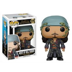 (affiliate link) Pirates of the Caribbean Ghost of Will Turner Pop! Figure