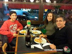 La noche del sábado en lo de Carlitos Castelar   Ituzaingo