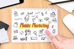 Is Your Marketing Mobile-Friendly Yet? Small Business Marketing, Sales And Marketing, Viral Advertising, Mobile Marketing, Public Relations, Templates, Role Models, Template, Western Food