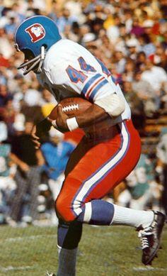 Floyd Little -  Denver Broncos