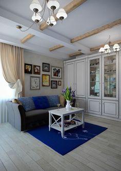 Apartment interior design in the Provence style http://bestdesignideas.com/apartment-interior-design-in-the-provence-style