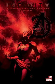 Avengers Vol. 5 #19  The Avengers, prisoners of war! One last desperate plan. Betrayal in the Galactic Council!