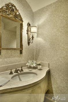 Residence In Alexandria Louisiana French Inspired Interior Design