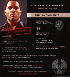 Cinna Registration File