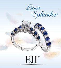 EJI O/B Elegance Jewellery Int'l Ltd #Booth No.B51047 #FineJewelry #JCK #HongKongPavilion #Diamond #Ring #Style #Design #Jewelry #Blue #LasVegas #Jckevents #Preview #Luxury #Jewels #JewelleryDesign #BlingBling #Inspire