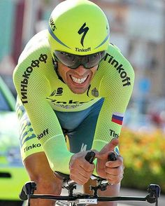 Alberto Contador Stage 19  ITT LaVuelta 2016