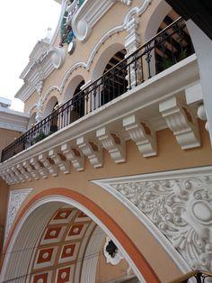Edificio de Correos/Centro de Arte y Cultura - Guatemala City, Guatemala