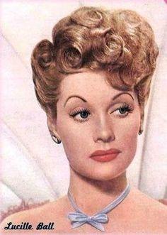 1940's Lucille Ball!