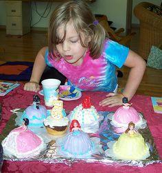 A Little Princess Party | Fruit Tart