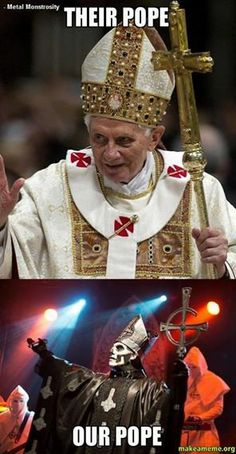 OUR POPE ROCKS!!!!
