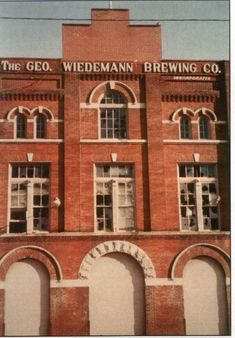 old pictures of newport ky | ... Wiedemann Brewery reopens at 601 Columbia Street in Newport Kentucky