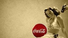 Download Free Vintage Coca Cola Wallpaper 900x506 | Full HD Wallpapers