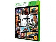 GTA V para Xbox 360 - Rockstar Games