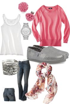 """budget mom style"" by kdeoliveira on Polyvore"