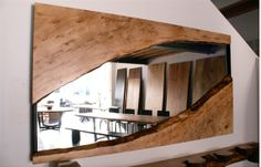 Urban Hardwoods Furniture - Los Angeles, chinese elm mirror