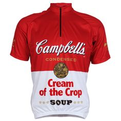 Campbell s® Cream of the Crop Cycling Jersey cycling jersey 58d0635ad