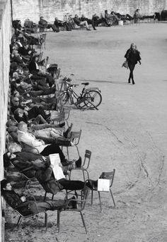 Madame des Tuileries. Paris 2011. Photo: Green Eyes 55. S)