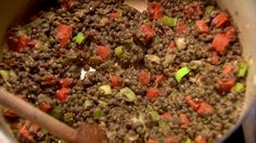 Warm French Lentils recipe from Ina Garten Puy Lentil Recipes, Vegetarian Recipes, Cooking Recipes, Raw Recipes, Savoury Recipes, Side Recipes, Easy Cooking, Cooking Ideas, Veggie Recipes