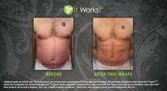 Wrap Results! 4 wraps=$99, contact me and get yours for  $59! http://doyourbodygood.myitworks.com