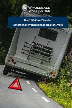 It's a good idea to be prepared when you're going on an extended road trip in a car, but you need to be even more diligent before going out on the road in your RV. If you don't stay on top of maintenance, you could be in for some repairs — and RV repairs aren't cheap. It could even drain the savings you'd set aside for the trip itself, so it's better to head off problems at the proverbial pass before they happen. Here are some ideas to help you do so. Rv Life, Some Ideas, Emergency Preparedness, Travel Around, Road Trip, Waiting, Learning, Car, Tips