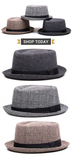 Men Women Not Crushed Vintage Top Hats Classic Stripe Bowler Hat Casual  Cotton Skinny Brim Caps is hot sale on Newchic. a5c0c03c7c7f