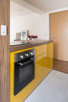 Apartamento de 70 m² foi decorado para ser prático e receber bem - Casa