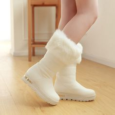 Nordstrom Boots - Fashion New 2016 Women Snow Boots Winter Shoes with Fur 1839 Snow Boots Women, Winter Snow Boots, White Winter Boots, Winter Shoes For Women, Winter Wedding Boots, Winter Coat, Ugg Boots, Shoe Boots, Girls Shoes