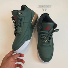 "a955421d3e4 Jordan Winfield   abovethemoney Instagram Air Jordan 3 ""Champagne""  yooying"