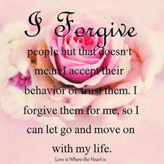 .forgiveness