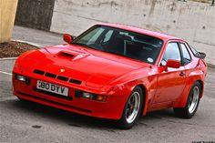 Porsche 944 carrera GT - Photo #02