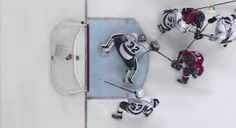 Kuzy GWG #CapsKings 2/16/16 Caps Hockey, Ice Hockey, Capitals Hockey, We Are The Champions, Hockey Stuff, Washington Capitals, Nhl, Gifs, Babies