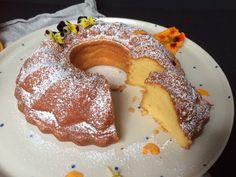 Little Pudding: Mandarin, Almond and Ricotta Cake
