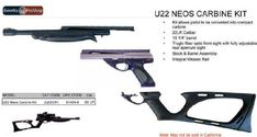 Bereta Neos 22lr pistol, and carbine kit ? [Archive ...  Find our speedloader now!  http://www.amazon.com/shops/raeind