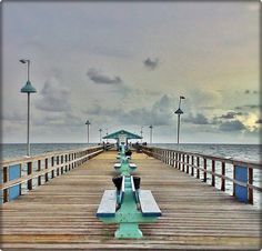 Lauderdale by the Sea, Pier