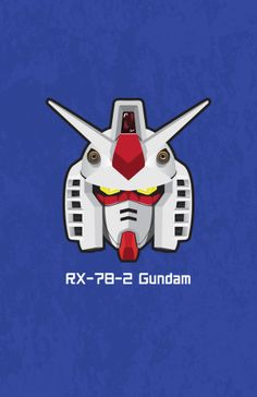 Gundam & Zaku II by Sam Cook, via Behance Gundam Head, Gundam Art, Happy 35th Birthday, Gundam Wallpapers, 2 Logo, Thing 1, Super Robot, Vector Design, Logo Design