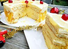 Tort Diplomat (reteta veche) Vanilla Cake, Mousse, Cheesecake, Keto, Sweet, Desserts, Food, Olympus, Digital Camera