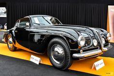 #Alfa_Romeo #6C 2500 SS Coupé Villa d'Este par #Touring à l'expositon RM…