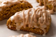 "Oh, yes.  Pumpkin Everything 2010 continues.  On our search for the next recipe in which to use our fresh pumpkin puree, we stumbled upon a fellow pumpkin obsessive (""obsessive"" is also a noun, it ..."