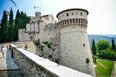 Castello di Brescia e la Leonessa d'Italia:Grande Orgoglio!