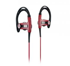 Beats by Dr. Dre PowerBeats Red Sport Headphones with ControlTalk | $149.95