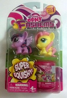 My Little Pony Fashems Squishy Mini Figure Box 35 Figures