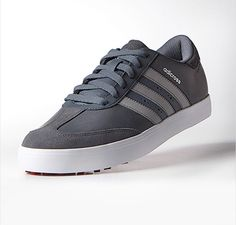 super popular 3ce89 d3c5b adidas Golf Adicross V Mens Golf Shoes Adiwear Spikeless Onyx Wide Fit  F33436 adidas Adidas