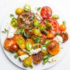 Ultimate Caprese Salad Recipe - http://www.bonappetit.com/recipe/ultimate-caprese-salad