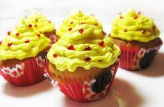 Banana cupcake recipes